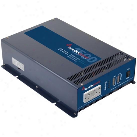 Samlex Sa Series 1000/1500 Watt Pure Sinee Wave Inverters