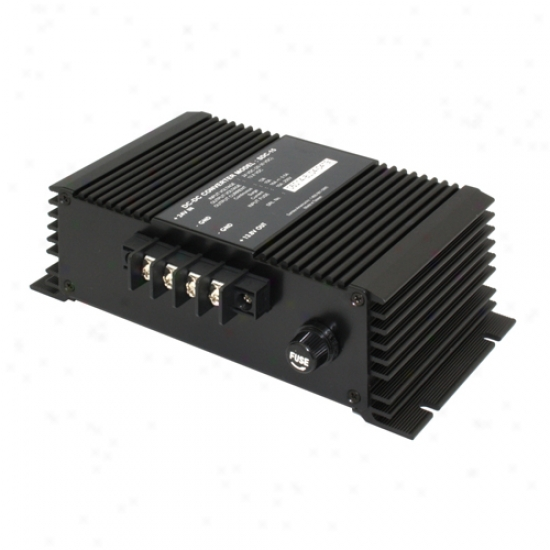 Samlex Step-down Dc-dc Converter - 20-30 V To 13.8 V - 12 Amps