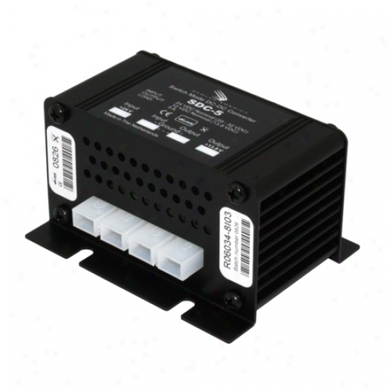 Samlex Strp-down Dc-dc Converter - 20-32 V To 13.8 V - 5 Amps