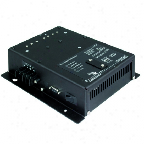 Samlex Step-up Dc-dc Converter - 10.5-28 V To 24 V - 12-27 Amps