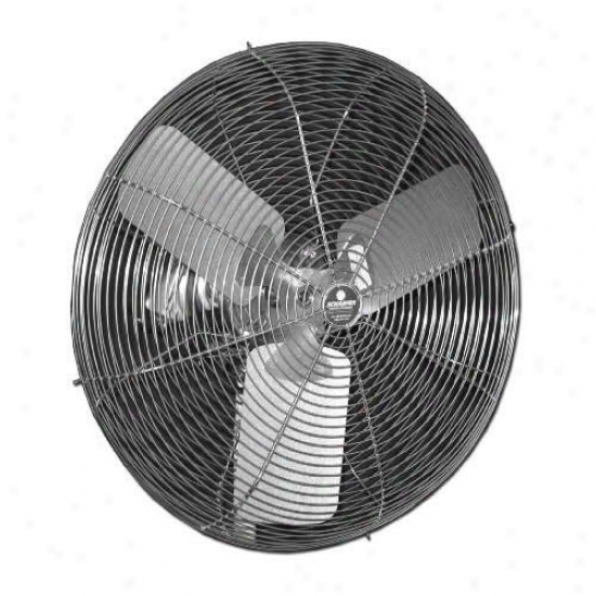 Schaefer 24  Circulation Fan W/ Osha Guards