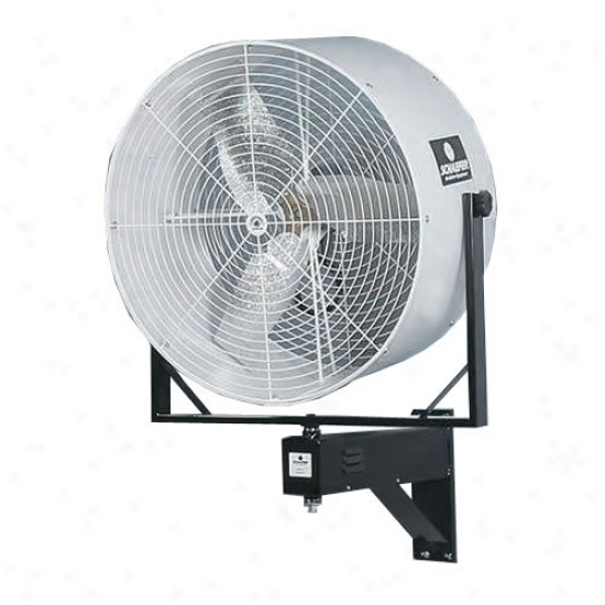 Schaefer 36-inch Wall Mt Osc Fan