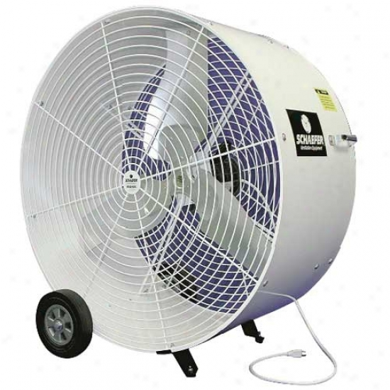 Schaefer 42-inch Axial Work Fan