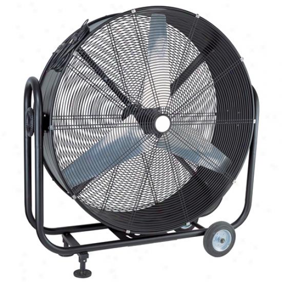 Schaefer Tuff & Gusty 42  1-speed Drum Fan