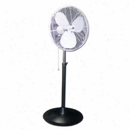 Schaefer Tuff & Gusty Pedestal 24  Circulation Fan