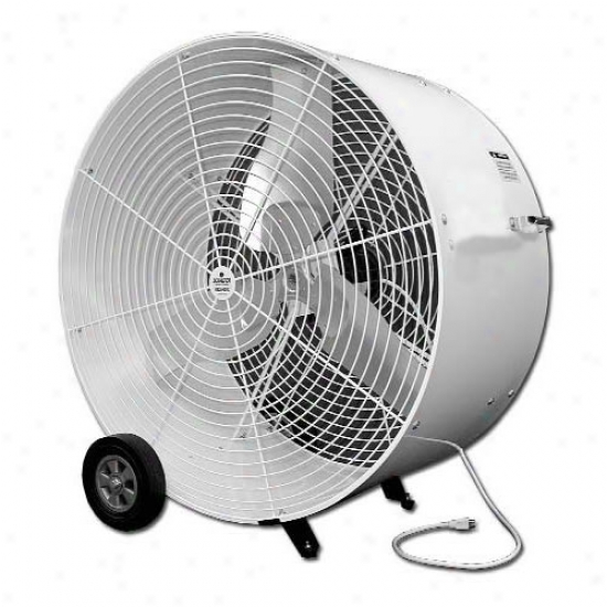 Schaefer Versa-kool 36  2-speed Mobile Spot Cooler Fan