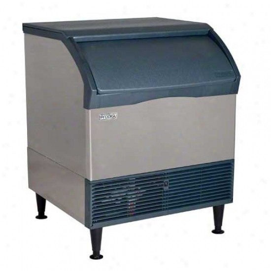 Scotsman 300 Lbs, 30  Self Contained - 115v, Medium Cube