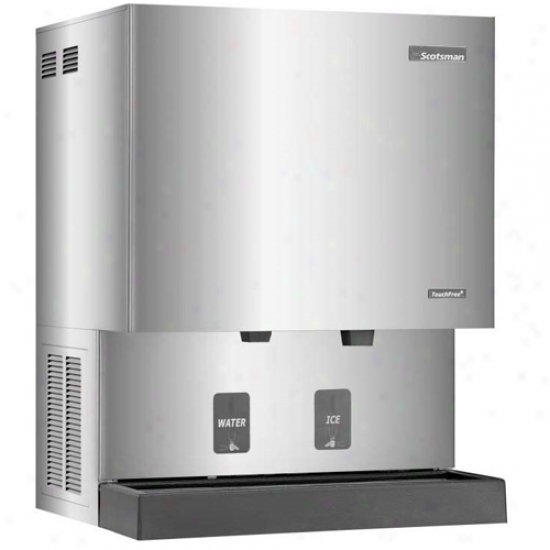 Scotsman 540 Lbs Lump Ice Maker - 115v