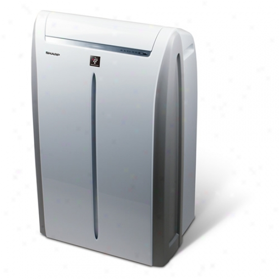 Sharp 10,500 Btu Single-duct Portable Ac