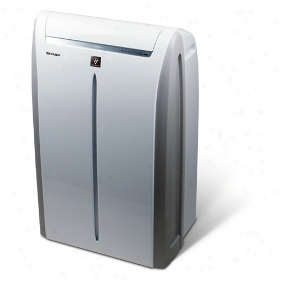 Sharp 11,500 Btu Single-duct Portable Ac