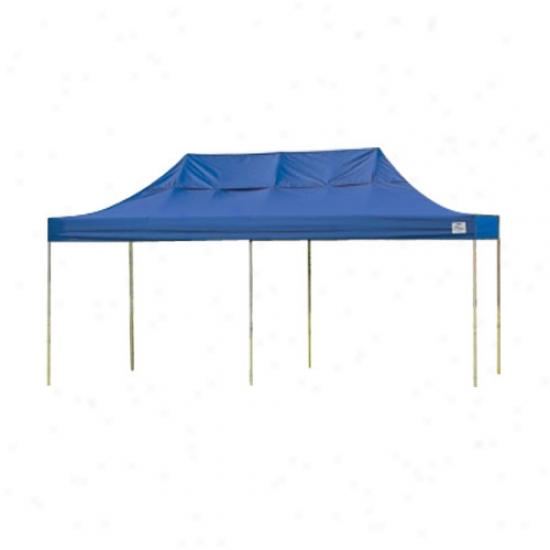 Suelterlogic 10' X 20' Straight Leg Popup Canopy - Blue