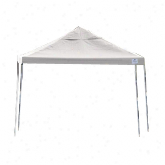 Shelterlogic 12' X 12' Straight Leg Popup Canopy - White