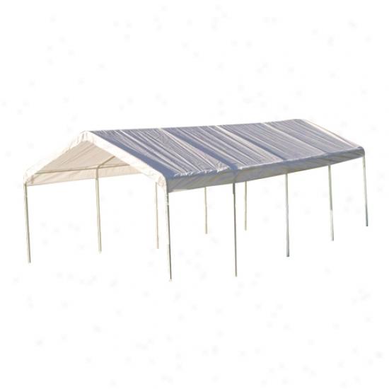 Shelterlogic 12' X 26' Canopy - White