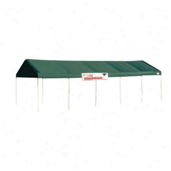 Shelterlogic 12' X 30' Celebration Ii Canppy - Green