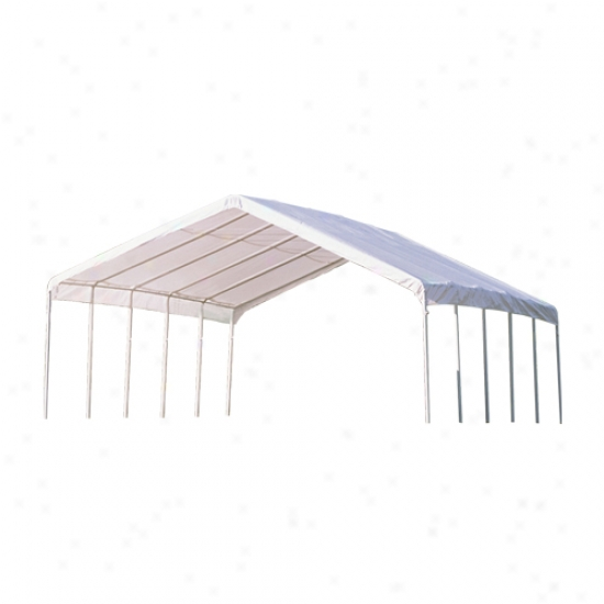 Shelterlogic 18' X 30' Super Max Canopy - White