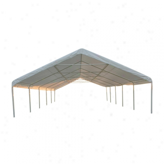 Shelterlogic 24' X 40' Ultra Max Big Country Canopy - Pure