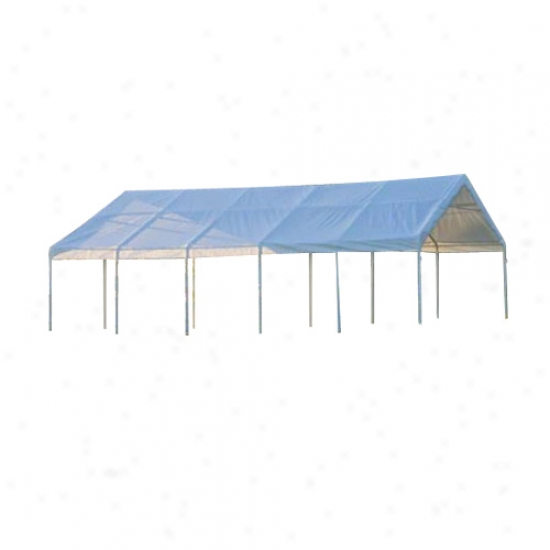 Shelterlogic 24' X 40' Ultra Max Canopy Replacement Cover - White