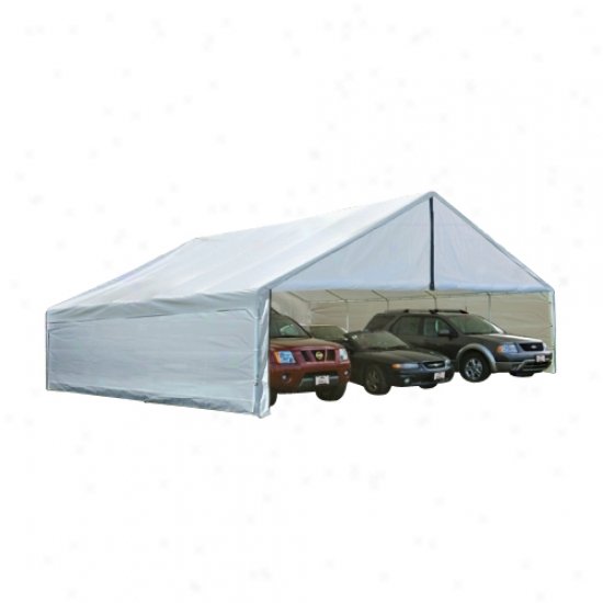 Shelterlogic 24x50 Of a ~ color Canopy Enclosure Kit