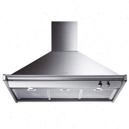 Smeg Classicc Aesthetic 36 Inch Ventilation Cover