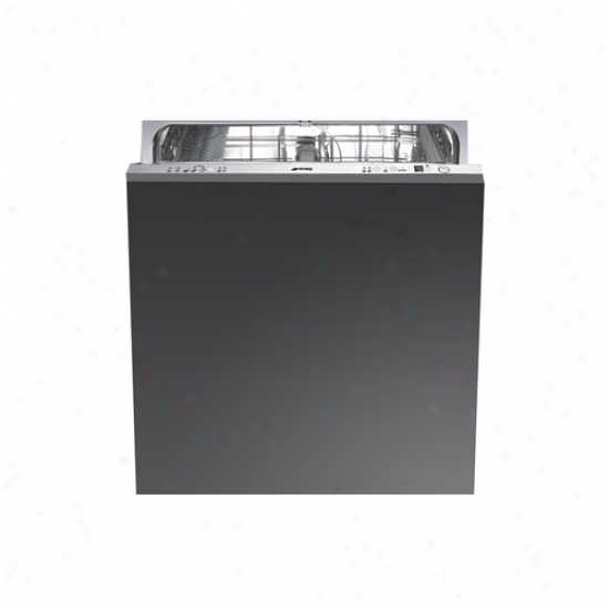 Smeg Fully Integrated 24 Inch Energy Star Dishwasher