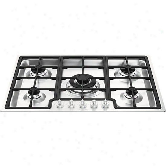 Smeg Linear Aesthetic 28 Inch Ultra Humble Profile Cooktop