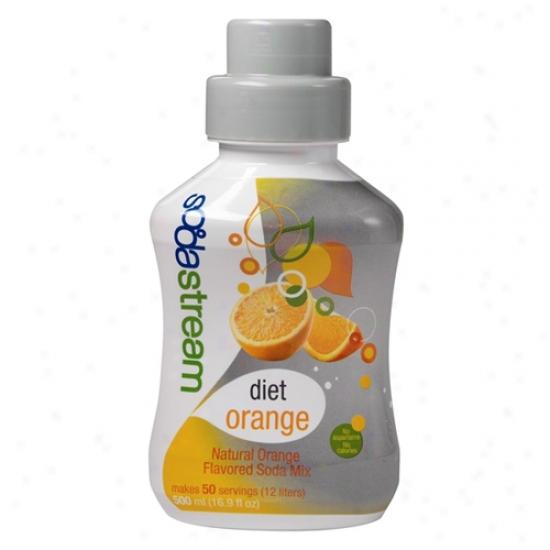 Sodastream Sodamix Six Pack - Die Orange