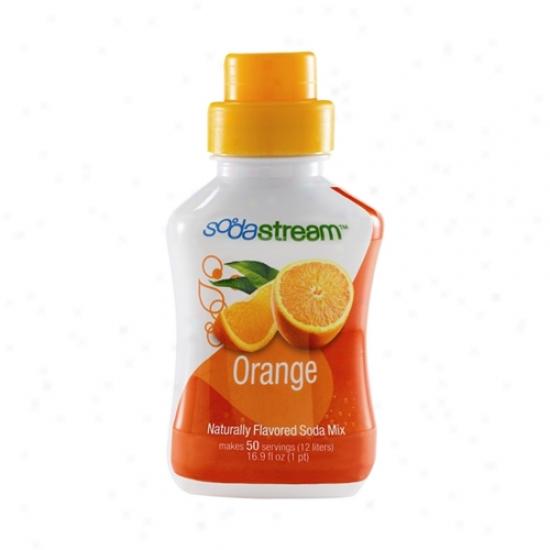 Sodastream Sodamix Six Pack - Ofange