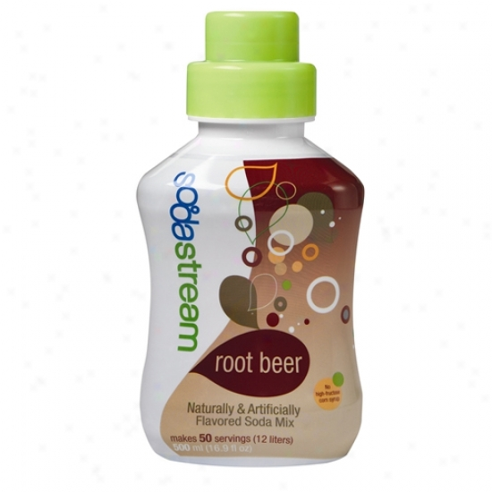Sodastream Sodamix Six Pack - Root Beer