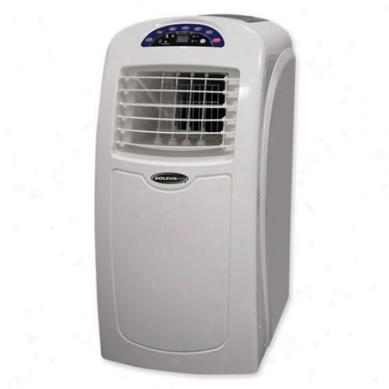 Soleus 100,000 Btu Portable Air Conditioner W/ Dehumidifier And Fan