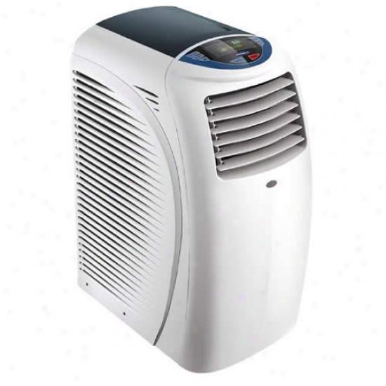 Soleus 12,000 Btu Movable Ac W/D ehumidifier & Heater