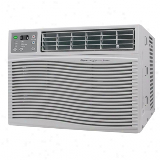 Soleus 25,000 Btu Heat/cool Window Ac