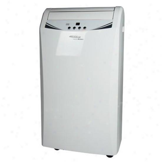 Soleus 3-in-1 12,000 Btu Portable Air Conditioner W/ Dehumidifier