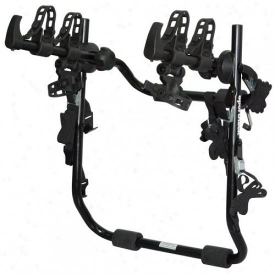 Sportrack Backbone 2 Trunk Mount Bike Rack