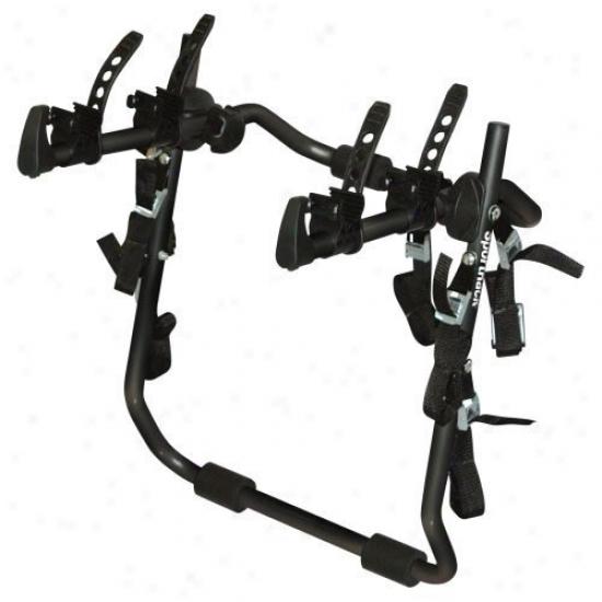 Spoftrack Backrider 2 Trunk Mount Bike Rack