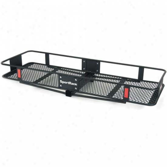 Sportrack Folding Hitch Basket