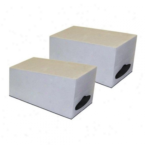 Sportrack Ultimate Adjutable 16-24  Kayak Carrier Replacement Foam Blocks
