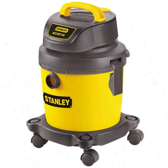Stanley 2.5 Gallon Portable Wet/dry Vacuum