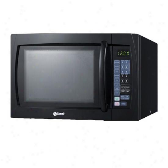 Summit 1.0 Cu. Ft. 1000-watt Cointertop Microwave