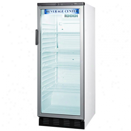 Summit 11 Cu Ft Commercial Refrigerator