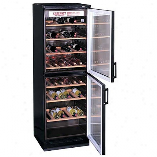 Summit 120 Bottle Wine Cellar