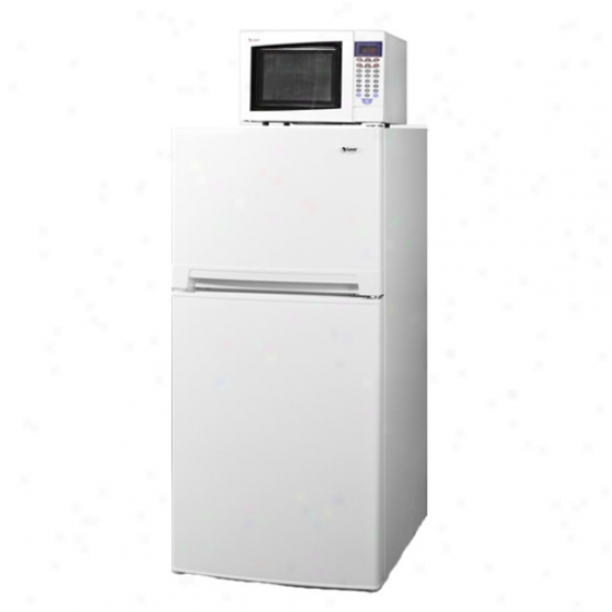 Top 24 Inch Refrigerator-freezer-microwave Combo