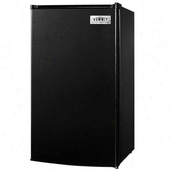Summit 3.6 Cu. Ft. Auto-defrost Fridge / Freezer