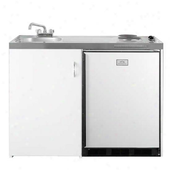 Summit 48-inch Combo Kitchen