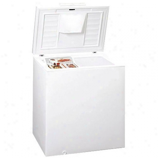 Summit 5.5 Cu. Ft. Frost Free Chest Freezer