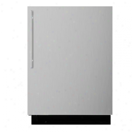 Summit Built-in Compact Refrigerator / Freezer