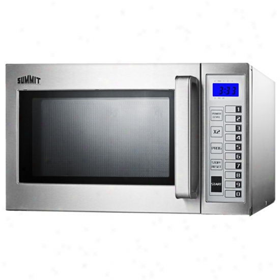 Summit Commercially Approved Microwave
