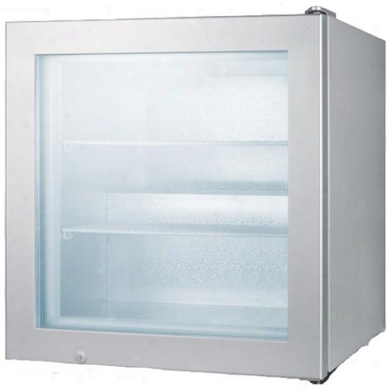 Summit Countertop Impulse Freezer W/ Self-closing Door