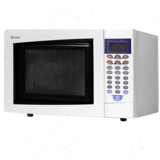 Summit Countertop Microwave Oven With Soft-touch Controls