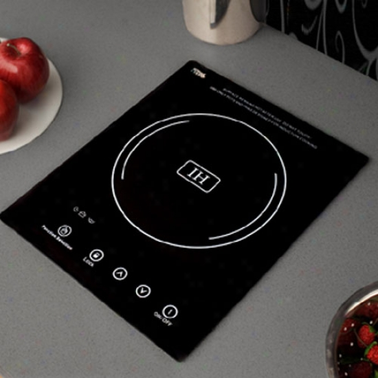 Summit Single Region Built-in Induction Cooktip