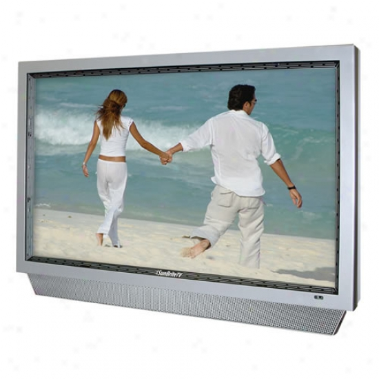 Sunbrite 32  Hd All-weather Exterior Lcd Tv - Aluminum Exterior